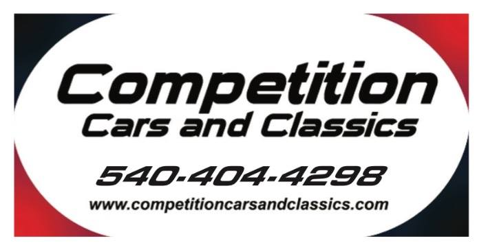 Competition Cars and Classics